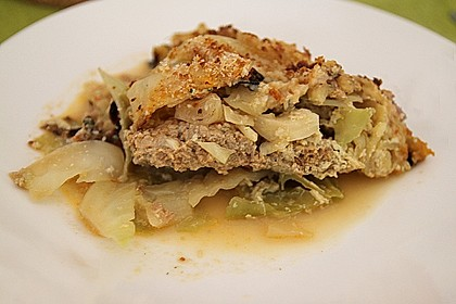 Mauschkraut (Schichtkraut)