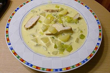 Kartoffel - Porree - Suppe 0