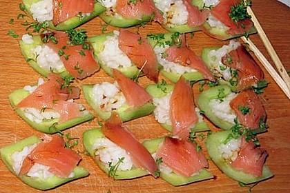 Gurken - Sushi 3