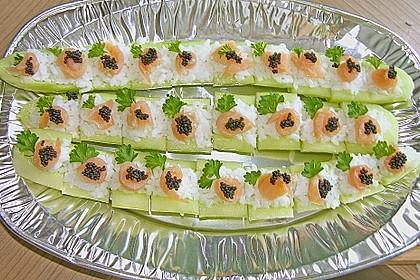 Gurken - Sushi 1