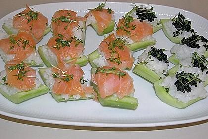 Gurken - Sushi