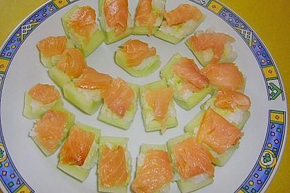 Gurken - Sushi 2
