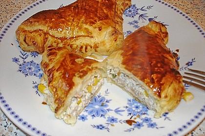 Thunfisch-Oliven-Täschchen 9