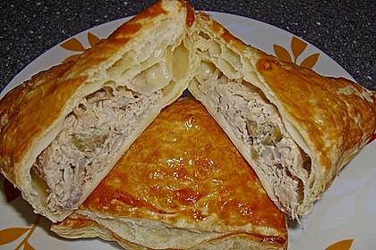 Thunfisch-Oliven-Täschchen 6