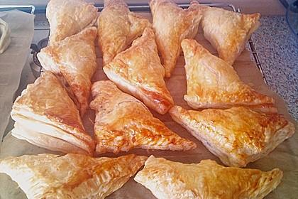 Thunfisch-Oliven-Täschchen 23
