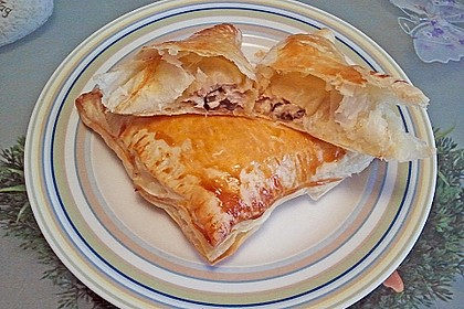 Thunfisch-Oliven-Täschchen 36