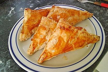 Thunfisch-Oliven-Täschchen 25
