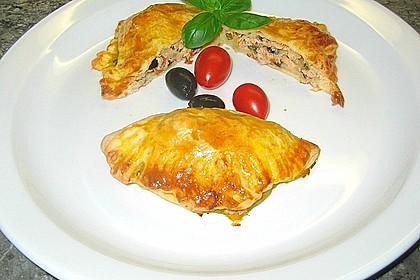 Thunfisch-Oliven-Täschchen 5
