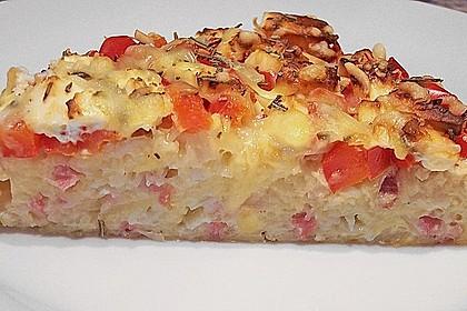 Pikanter Kartoffelkuchen 4