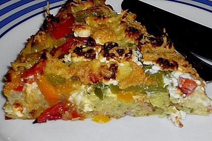 Pikanter Kartoffelkuchen 24