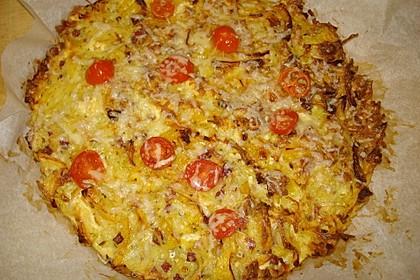 Pikanter Kartoffelkuchen 12