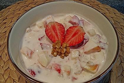 Erdbeer - Apfel - Nuss - Müsli 11
