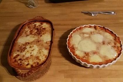 Gnocchi aus dem Ofen in Paprika - Tomaten - Sauce 72
