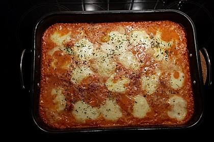 Gnocchi aus dem Ofen in Paprika - Tomaten - Sauce 31