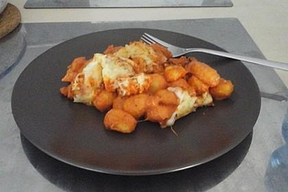 Gnocchi aus dem Ofen in Paprika - Tomaten - Sauce 30