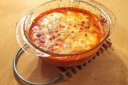Gnocchi aus dem Ofen in Paprika - Tomaten - Sauce 57