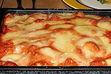 Gnocchi aus dem Ofen in Paprika - Tomaten - Sauce 41