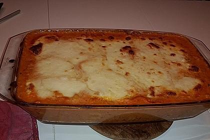 Gnocchi aus dem Ofen in Paprika - Tomaten - Sauce 28