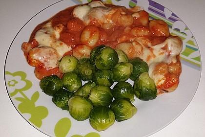 Gnocchi aus dem Ofen in Paprika - Tomaten - Sauce 22