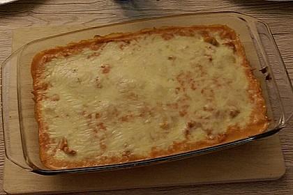 Gnocchi aus dem Ofen in Paprika - Tomaten - Sauce 47