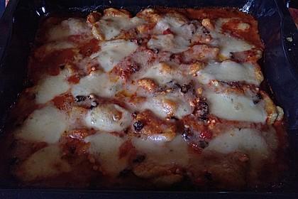 Gnocchi aus dem Ofen in Paprika - Tomaten - Sauce 53