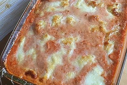 Gnocchi aus dem Ofen in Paprika - Tomaten - Sauce 56