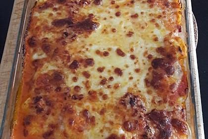 Gnocchi aus dem Ofen in Paprika - Tomaten - Sauce 49