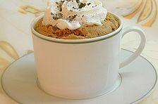 Cappuccino - Muffin in der Tasse