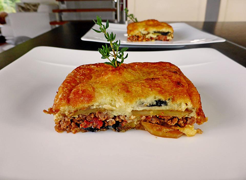 Chefkoch Moussaka