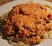 Thunfisch - Schmand - Pasta