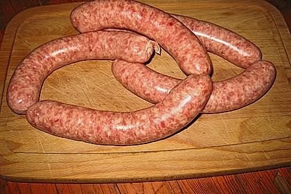 Bratwurst  (Pfälzer grob) 1