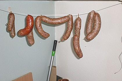 Bratwurst  (Pfälzer grob) 13