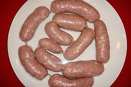 Bratwurst  (Pfälzer grob) 4