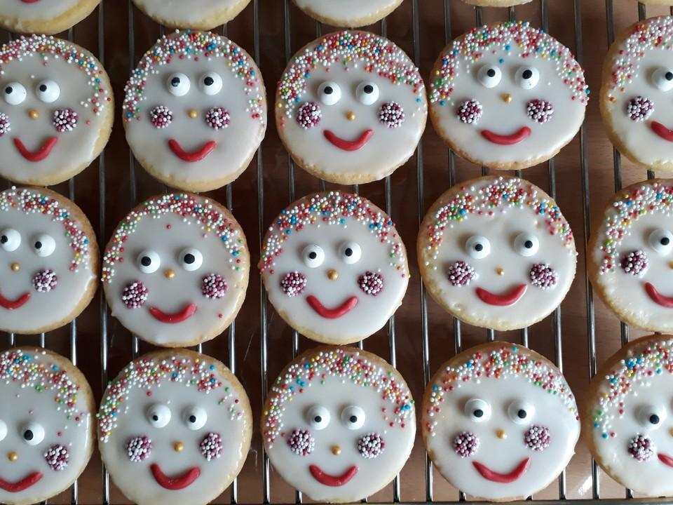 Rezept 123 kekse