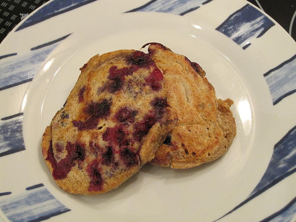 pancakes rezept mit bild von mausepuppe. Black Bedroom Furniture Sets. Home Design Ideas