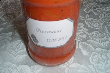 Pizzasauce 11