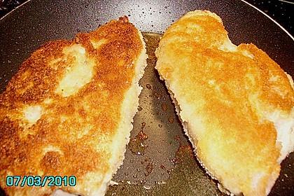 Cordon bleu von der Pute mit Kräuterfrischkäse 6