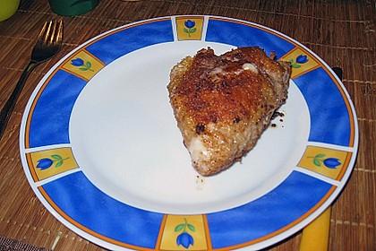 Cordon bleu von der Pute mit Kräuterfrischkäse 13
