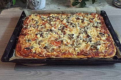 Pizzateig 8