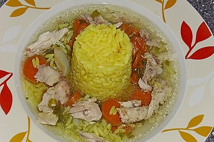 Hühnersuppe 2