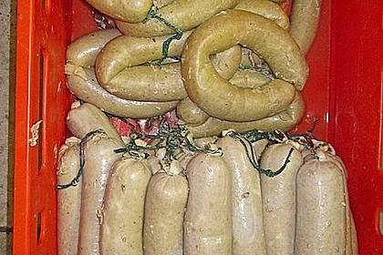 Leberwurst Pfälzer Art 10