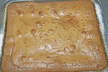 Twix White - Brownies mit Rahmkaramell - Topping 40