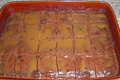 Twix White - Brownies mit Rahmkaramell - Topping 38