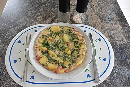 Bauernfrühstück meiner Mama 1
