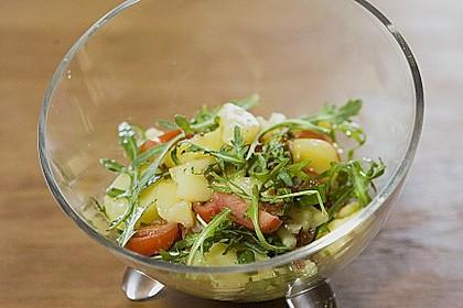 Mediterraner Kartoffelsalat 3
