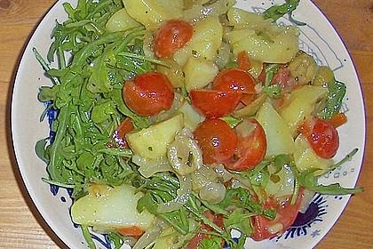 Mediterraner Kartoffelsalat 21
