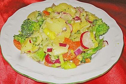 Mediterraner Kartoffelsalat 17