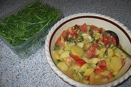 Mediterraner Kartoffelsalat 25