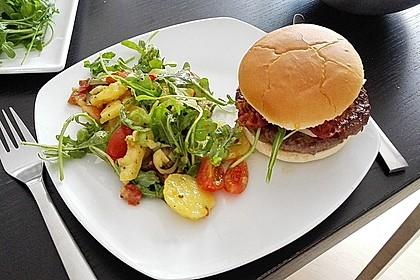 Mediterraner Kartoffelsalat 2
