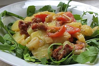 Mediterraner Kartoffelsalat 4